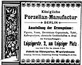 Königliche Porzellan-Manufactur Berlin, 1891.jpg