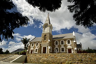 Kareedouw - Nederduits Gereformeerde Kerk church in Kareedouw
