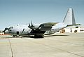 KC-130T Hercules of VMGR-452 at Travis AFB 1993.JPEG