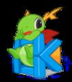 KDE Mascot Konqi for KDE Frameworks.png