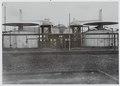 KITLV - 16650 - Kleingrothe, C.J. - Medan - ?? Steam destillation boilers and condensers of the Batavian Petroleum Company at Pangkalan Brandan - 1916.tif