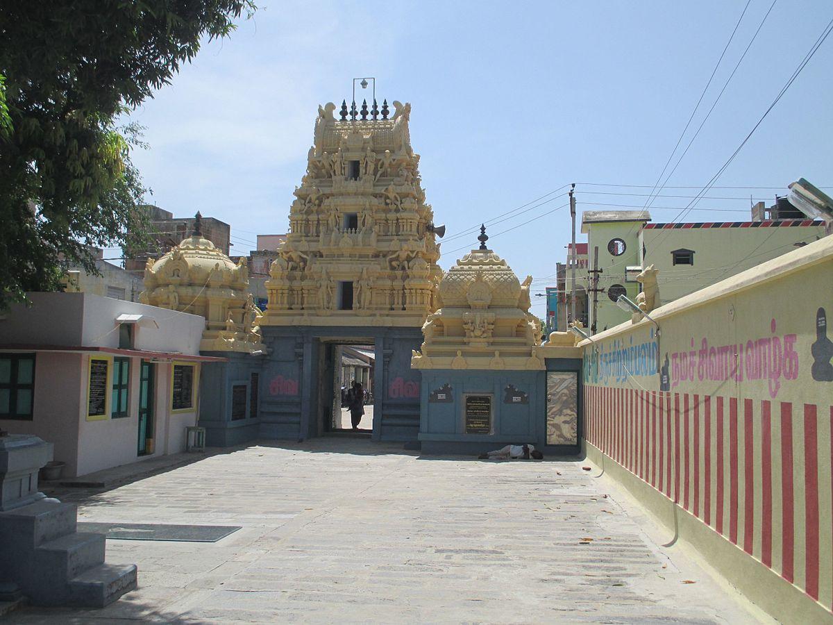 Metraleeswar temple - Wikipedia