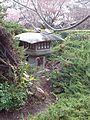 Kajû-ji Buddhist Temple - Stone lantern.jpg