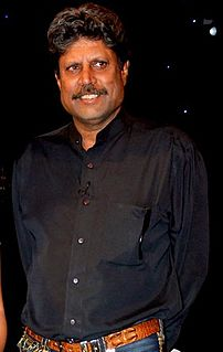 Kapil Dev Former Indian cricketer