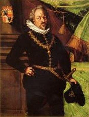 Line of succession to the Liechtensteiner throne - Prince Karl I, who established primogeniture