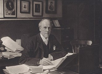 Statistics - Karl Pearson, a founder of mathematical statistics.