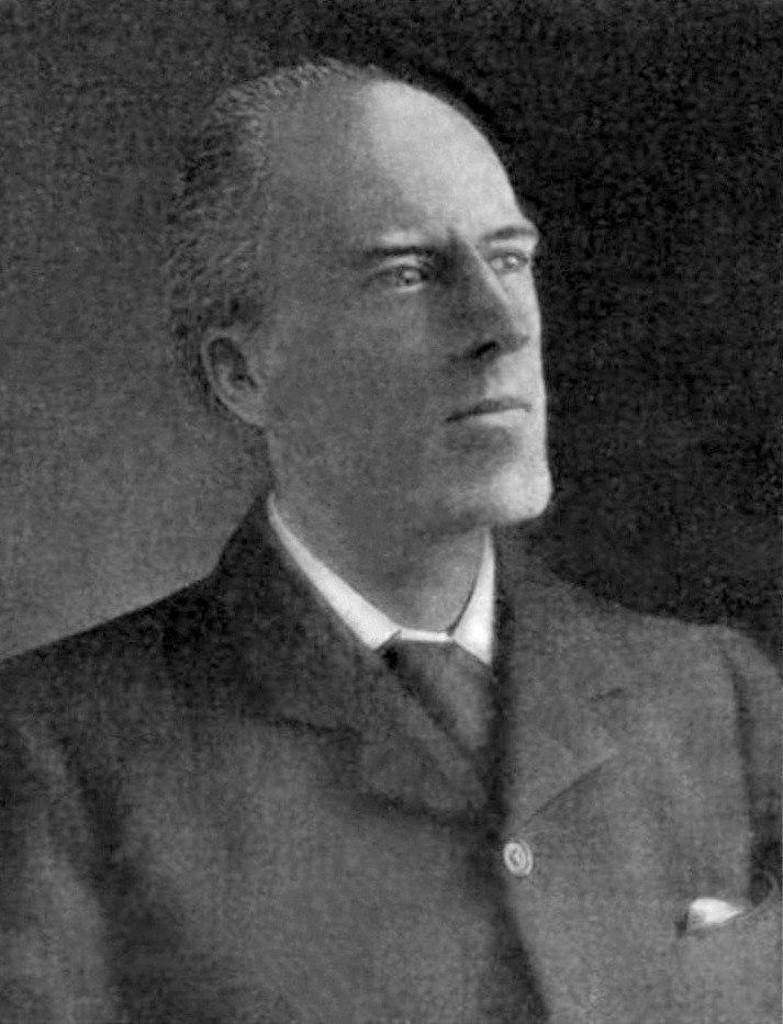 Karl Pearson, 1912