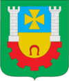 Coat of arms of Карлівка