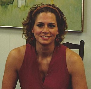Karyn Marshall - Marshall in 1993