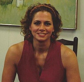 Karyn Marshall - Marshall in 1993