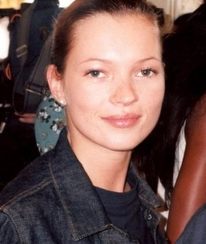 Moss, Kate (1974-)