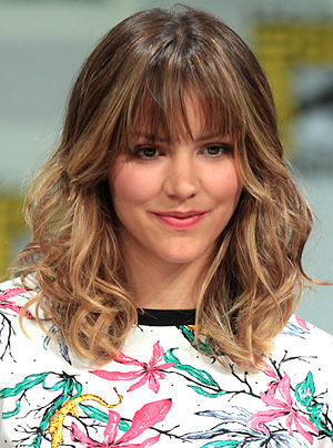 Katharine McPhee - McPhee at the 2014 San Diego Comic Con International
