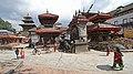Kathmandu-Durbar Square-25-Kageshwor-Taleju-Indrapur-Kala Bhairav-Jagannath-2015-gje.jpg