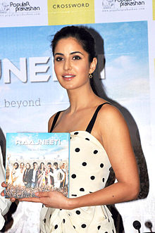 Katrina Kaif at Book launch of 'Raajneeti - The Film & Beyond (1).jpg