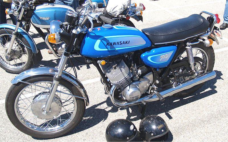 Blue Book Kawasaki Ninja R