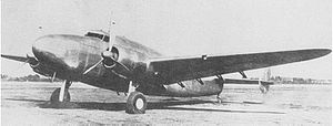 Kawasaki Ki-56 - Image: Kawasaki Ki 56