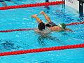 Kazan 2015 - le Clos wins 100m butterfly.JPG