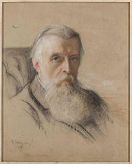 Portret Aleksandra Świętochowskiego