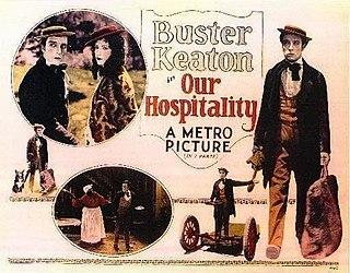 <i>Our Hospitality</i> 1923 film