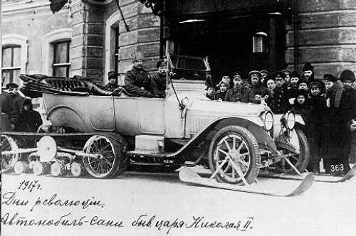 Kegresse tsar17