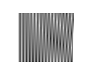 Kell factor - At 0.5 cycles/pixel, the Nyquist limit, signal amplitude depends on phase, as visible by the three medium-gray curves where the signal goes 90° out of phase with the pixels.