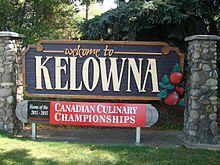 Kelowna BC