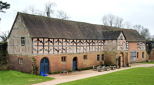 Kenilworth Castle stable block