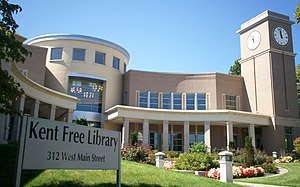 Kent Free Library - Image: Kent Free Library 1