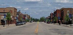 Kenyon, Minnesota - Downtown Kenyon