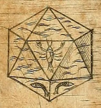 Platonic solid - Image: Kepler Icosahedron Water