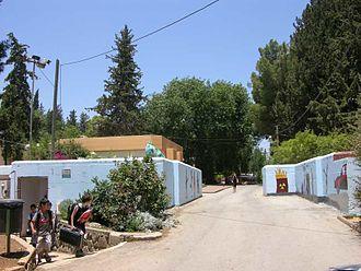 Kfar Giladi - Kfar Giladi bomb shelters