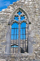 Kilconnell Friary South Transept West Aisle South Window 2009 09 16.jpg