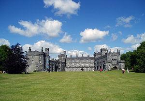 Kilkenny Castle - Image: Kilkenny castle