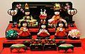 Kimekomi Dolls 「平成五人雛」 - panoramio.jpg