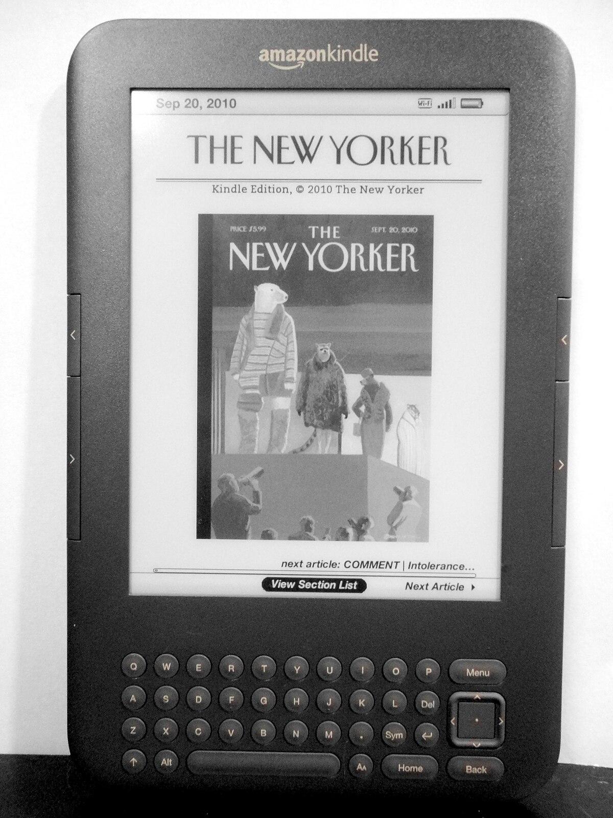 Ebook Gratis Per Kindle