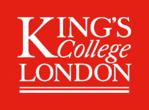 Department of International Development (King's College London) - Image: King's College London logo