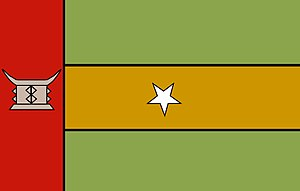Kingdom of Sanwi - Kingdom of Sanwi (flag)