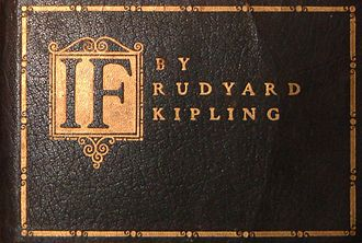 If— - A Doubleday, Page & Co. edition from 1910