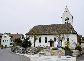 Wildberg, Switzerland - Image: Kirche DSC1809