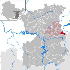 Kirschkau - Image: Kirschkau in SOK