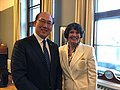 Kitack Lim with Anne Berner - 2018 (26550052508).jpg