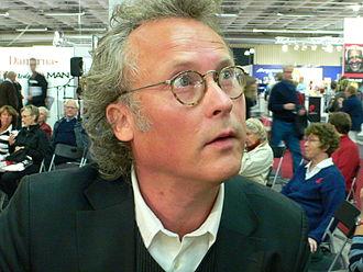 Klas Östergren - Klas Östergren in 2007.