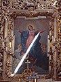 Klasztor kamedułów w Wigrach - ołtarz - obraz Matki Bożej.jpg