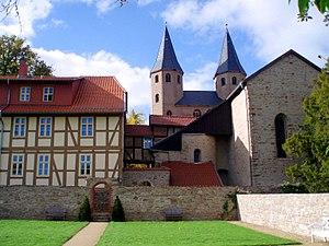 Drübeck Abbey - Autumn at Drübeck Abbey