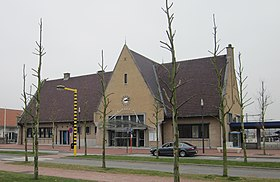 Image illustrative de l'article Gare de Knokke