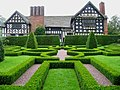 Knot Garden at Little Moreton Hall, Cheshire - geograph.org.uk - 1527.jpg