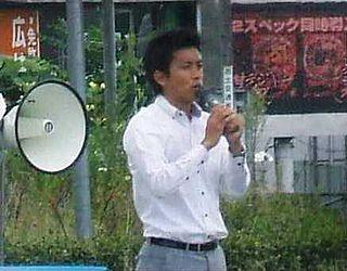 Fumiaki Kobayashi (politician) Japanese politician