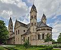 Koblenz - Basilika St. Kastor Chorseite.jpg