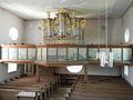 Kohlberg, St. Nikolaus, Gehäuse Funtsch 1751.JPG