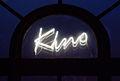 Kommunales Kino im Künstlerhaus KoKi KiK Hannover Schrift Lichtzug im Fensterbogen I.jpg